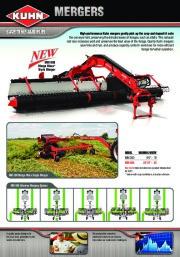 Kuhn MM 300 MM 900 Merge Maxx GA 9032 SR 600 GF 10802 VT 180 GMD 3550 TL PSC 181 8124 890 Agricultural Catalog page 2