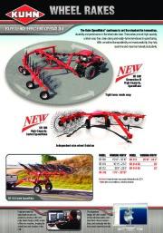 Kuhn MM 300 MM 900 Merge Maxx GA 9032 SR 600 GF 10802 VT 180 GMD 3550 TL PSC 181 8124 890 Agricultural Catalog page 4