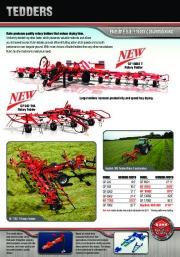 Kuhn MM 300 MM 900 Merge Maxx GA 9032 SR 600 GF 10802 VT 180 GMD 3550 TL PSC 181 8124 890 Agricultural Catalog page 5