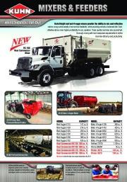 Kuhn MM 300 MM 900 Merge Maxx GA 9032 SR 600 GF 10802 VT 180 GMD 3550 TL PSC 181 8124 890 Agricultural Catalog page 6