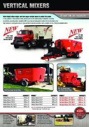 Kuhn MM 300 MM 900 Merge Maxx GA 9032 SR 600 GF 10802 VT 180 GMD 3550 TL PSC 181 8124 890 Agricultural Catalog page 7