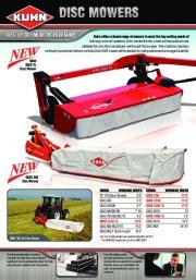 Kuhn MM 300 MM 900 Merge Maxx GA 9032 SR 600 GF 10802 VT 180 GMD 3550 TL PSC 181 8124 890 Agricultural Catalog page 8