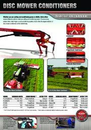 Kuhn MM 300 MM 900 Merge Maxx GA 9032 SR 600 GF 10802 VT 180 GMD 3550 TL PSC 181 8124 890 Agricultural Catalog page 9