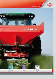 Kuhn MDS MDS 10 24 Agricultural Catalog page 3