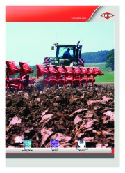 Kuhn MANAGER CHALLENGER Semi Mounted Ploughs Agricultural Catalog page 3