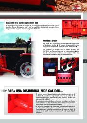Kuhn POLYCROK Desensiladoras Distribuidoras Agricultural Catalog page 3